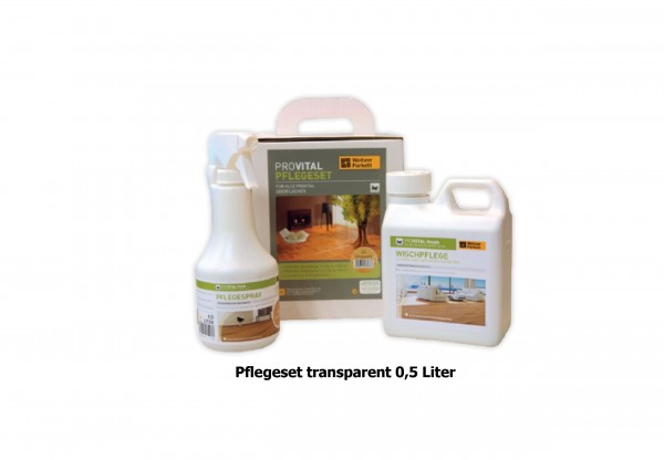 ProVital Pflegeset 01 transparent 0,5 Liter - WP 29420