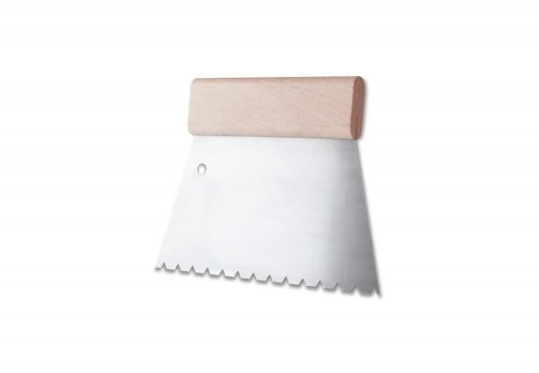 Zahnspachtel PK5 für 3-Schicht Parkett - 13028